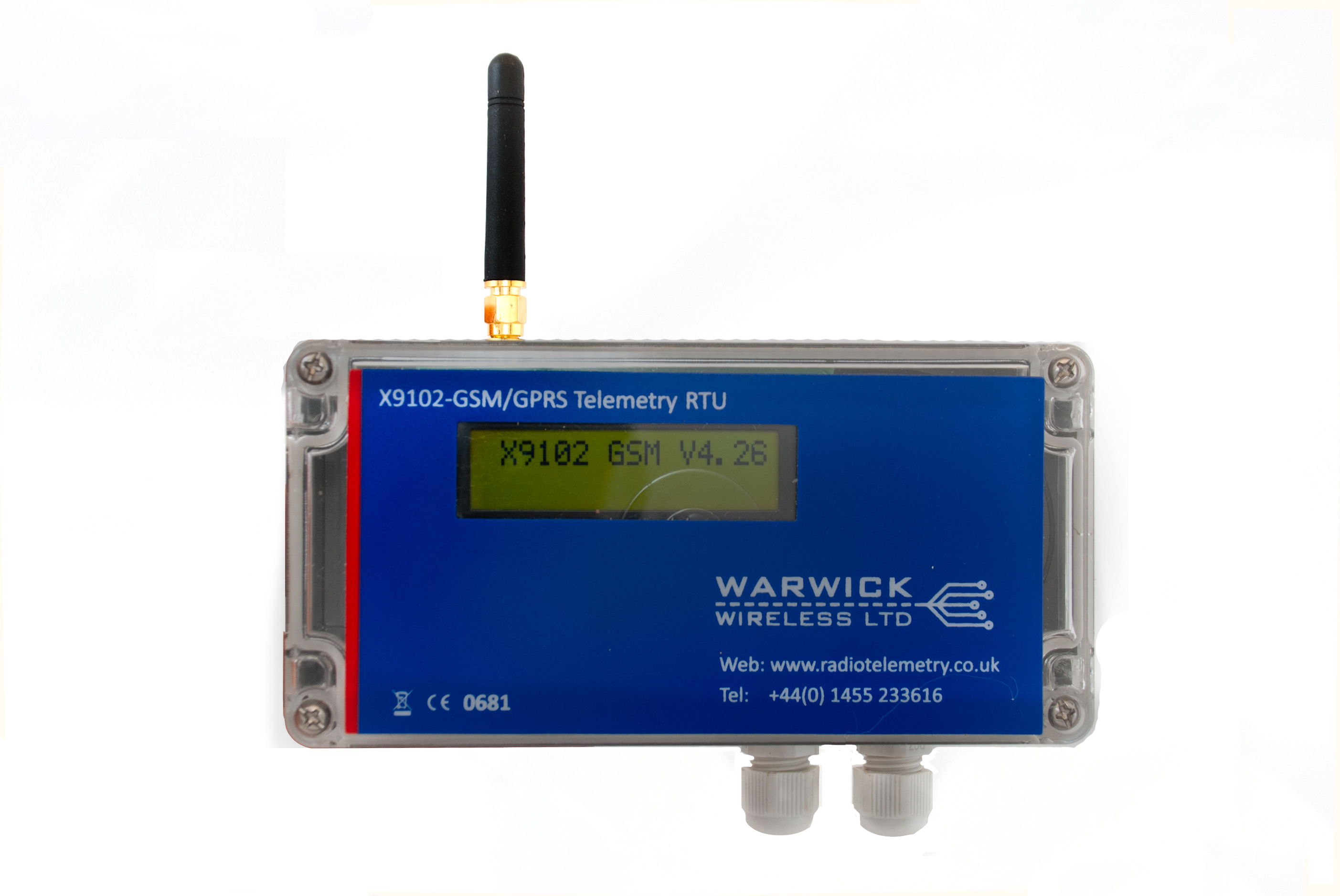 GSM/GPRS Wireless Telemetry